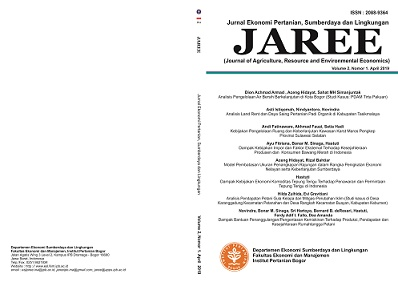 Jurnal JAREE, Volume 2 No. 1 Tahun 2019